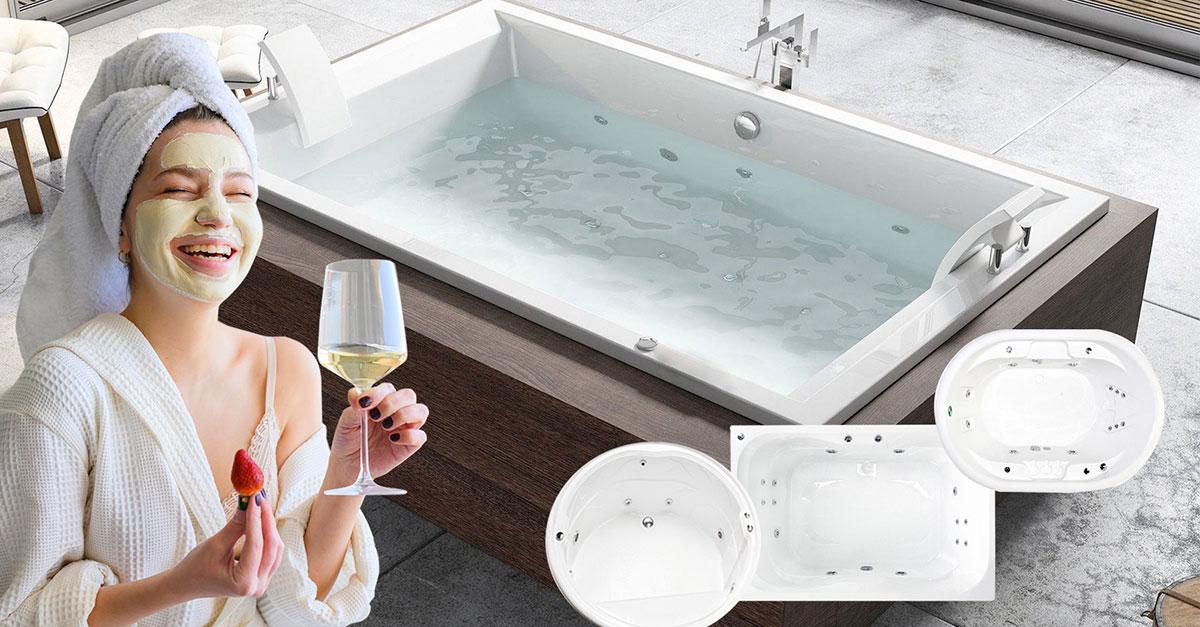 venta de tinas para baño