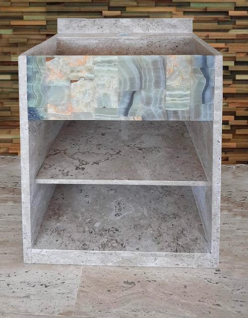 Muebles en piedra natural, bellos por excelencia