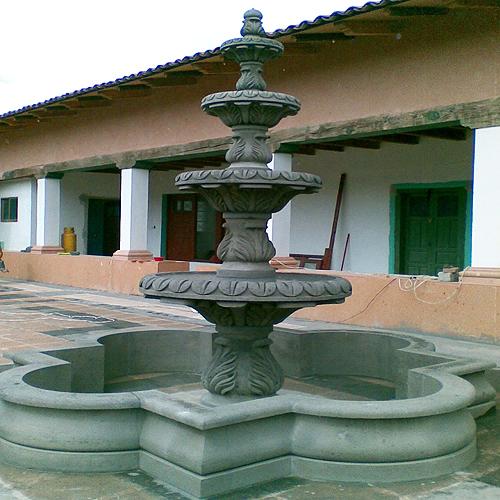 Cantera- Fuentes