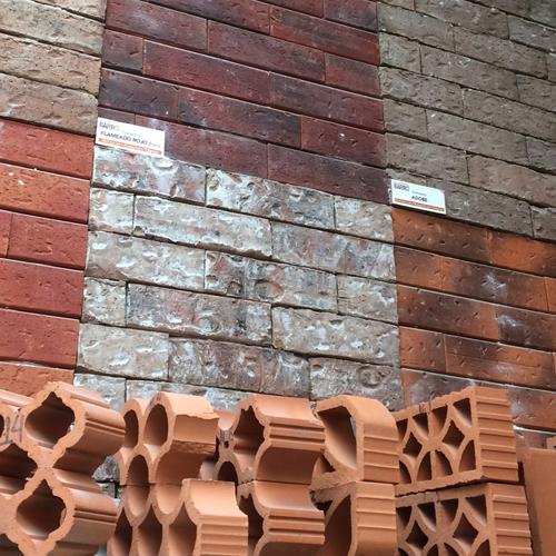 Ladrillos pared