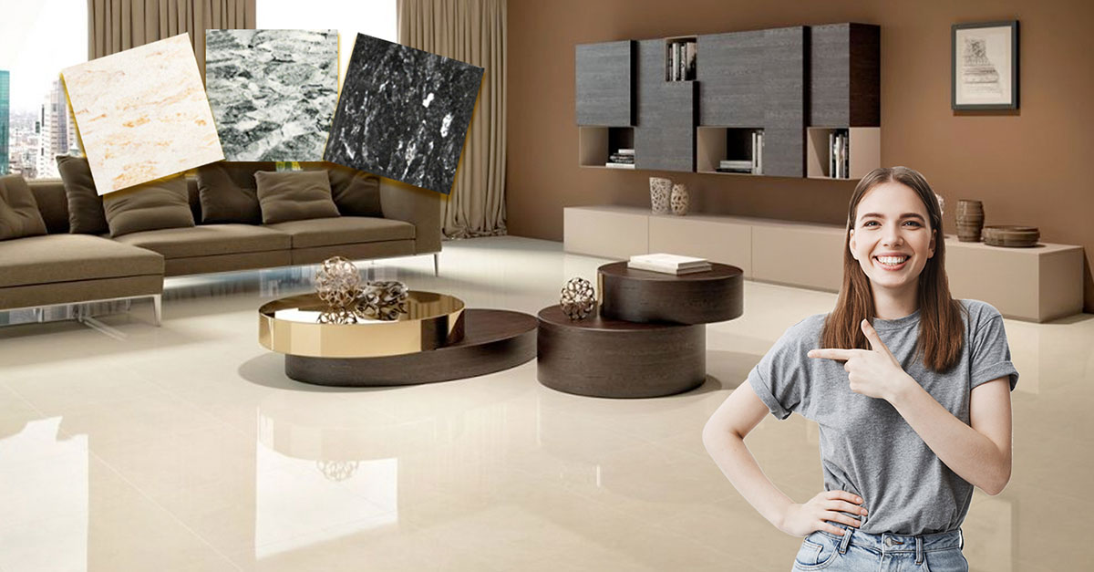 Pisos de marmol y pisos ceramicos
